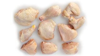 ayam karkas potong 10